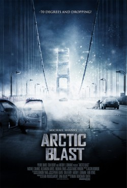 Movie poster ARCTIC BLAST