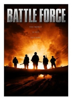 Movie poster BATTLE FORCE