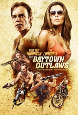 Movie poster BAYTOWN OUTLAWS