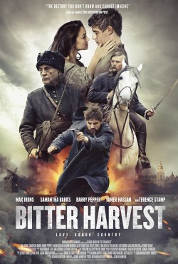 Movie poster BITTER HARVEST
