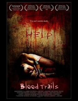 Movie poster BLOOD TRAILS