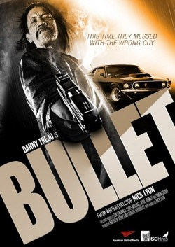Movie poster BULLET