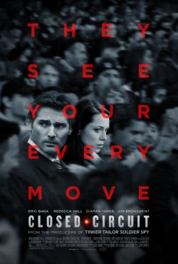 Movie poster CLOSED CIRCUIT