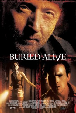 Movie poster BURIED ALIVE