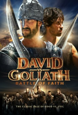 Movie poster DAVID & GOLIATH