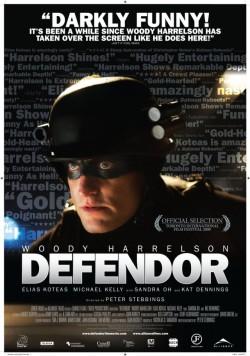 Movie poster DEFENDOR