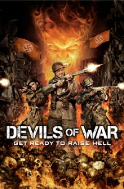 Movie poster DEVILS OF WAR