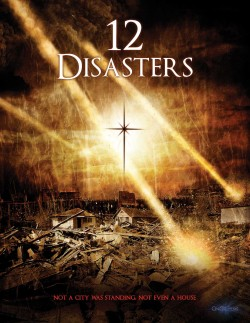 Movie poster 12 DISASTERS