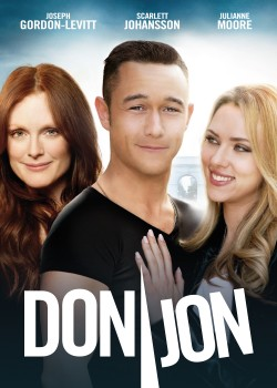 Movie poster DON JON