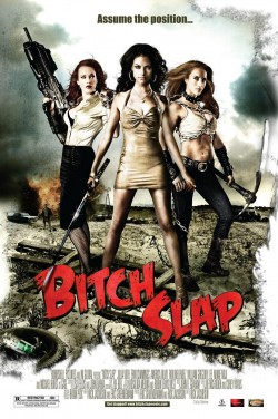 Movie poster BITCH SLAP