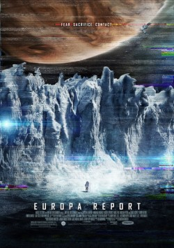 Movie poster EUROPA REPORT