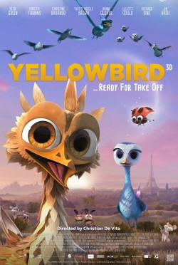 Movie poster YELLOW BIRD 3D
