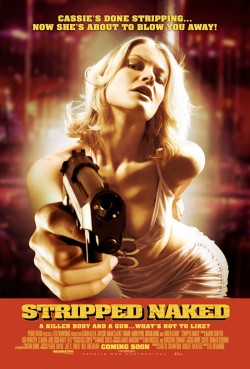Movie poster STRIPPED NAKED