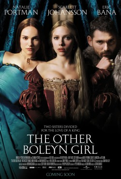 Movie poster OTHER BOLEYN GIRL