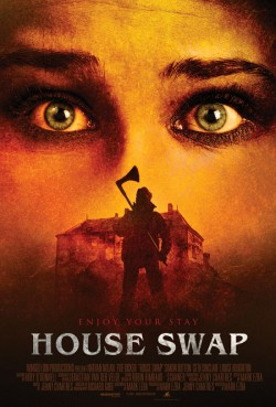Movie poster HOUSE SWAP