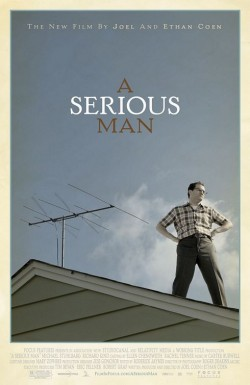 Movie poster A SERIOUS MAN