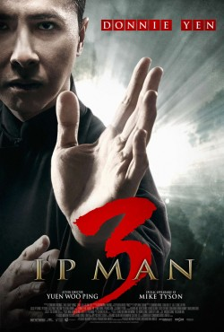 Movie poster IP MAN 3
