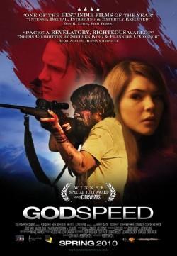 Movie poster GODSPEED