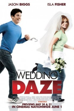 Movie poster WEDDING DAZE