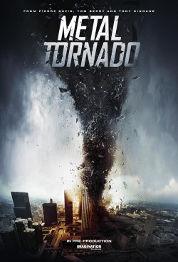 Movie poster METAL TORNADO