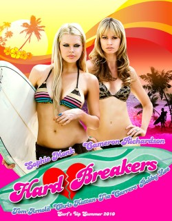 Movie poster HARD BREAKERS