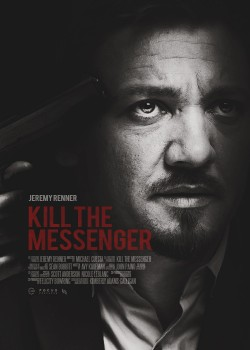 Movie poster KILL THE MESSENGER