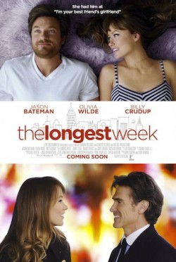 Movie poster LONGEST WEEK