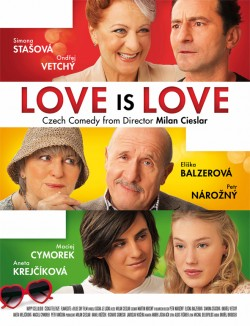 Movie poster LOVE IS LOVE