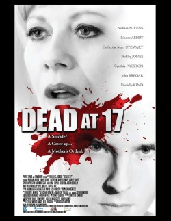 Movie poster DEAD AT 17