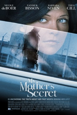 Movie poster MY MOTHER'S SECRET
