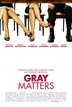 Movie poster GRAY MATTERS