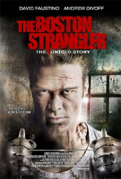 Movie poster BOSTON STRANGLER