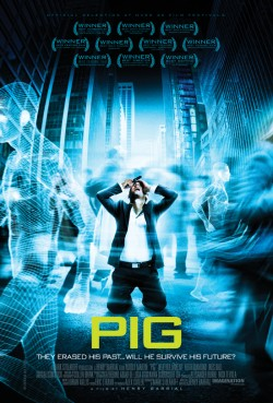 Movie poster PIG