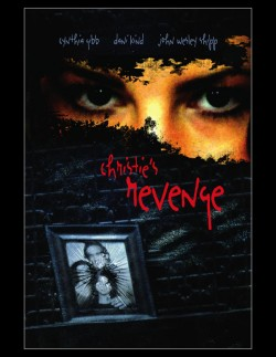 Movie poster CHRISTIE'S REVENGE