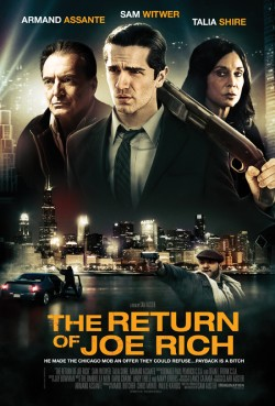 Movie poster RETURN OF JOE RICH