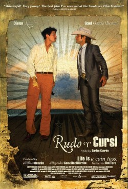 Movie poster RUDO Y CURSI