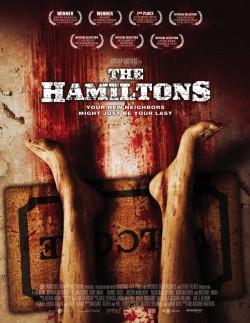 Movie poster HAMILTONS
