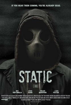 Movie poster STATIC