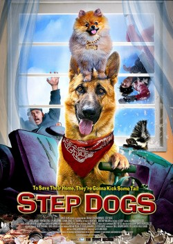 Movie poster STEP DOGS