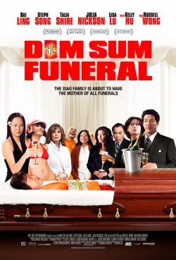 Movie poster DIM SUM FUNERAL