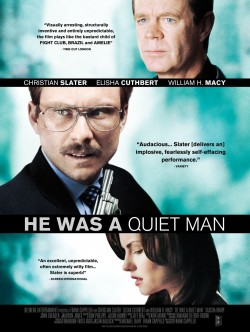 Movie poster HE WAS A QUIET MAN
