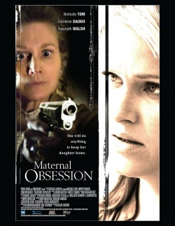 Movie poster MATERNAL OBSESSION