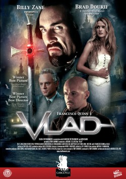Movie poster VLAD