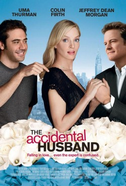 Movie poster ACCIDENTAL HUSBAND