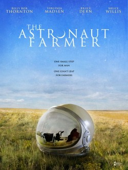 Movie poster ASTRONAUT FARMER
