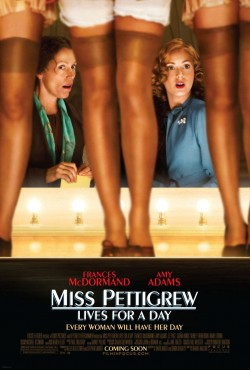 Movie poster MISS PETTIGREW LIVES FOR A DAY