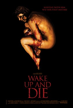 Movie poster WAKE UP AND DIE