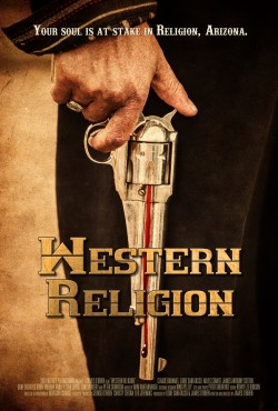 Movie poster WESTERN RELIGION