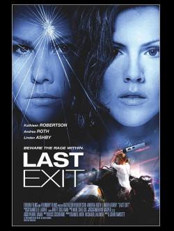 Movie poster LAST EXIT